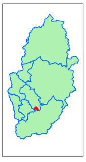 Gedling District Netherfield (Contains Ordnance Survey data (C) Crown Copyright & database rights May 2017 Nottinghamshire County Council)