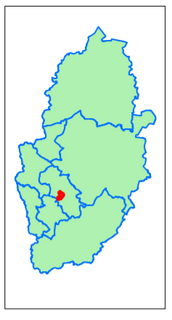 Gedling District Redhill (Contains Ordnance Survey data (C) Crown Copyright & database rights May 2017 Nottinghamshire County Council)