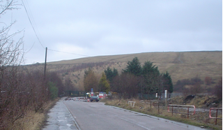 Gedling Colliery site